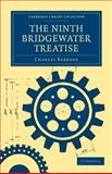 The Ninth Bridgewater Treatise, Babbage, Charles, 1108000002
