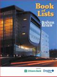 The Albany Business Review : 2010 Book of Lists, , 1616420006