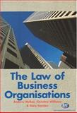 Law of Business Organisations, Scanlan, Gary and McGee, Andrew, 1846410002