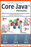 Core Java Professional, Harry Choudhary and Chris Warth, 1492290009