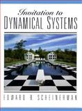 Invitation to Dynamical Systems, Scheinerman, Edward R., 0131850008