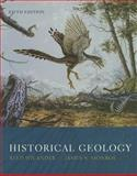 Historical Geology, Wicander, Reed and Monroe, James S., 0495110000