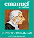 Constitutional Law, Emanuel, Steven, 0735540004
