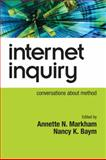 Internet Inquiry : Conversations about Method, , 1412910005