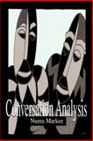 Conversation Analysis 9780805820003