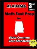 Alabama 3rd Grade Math Test Prep, Teachers Treasures, 1482510006