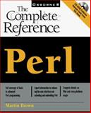 Perl, Martin C. Brown, 0072120002