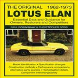 The Original Lotus Elan, Paul Robinshaw and Christopher Ross, 1783180005