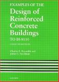 Examples of the Design of Reinforced Concrete Buildings to BS8110, C. E. Reynolds and James C. Steedman, 0419170006