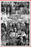 Chronicles of Religious Science, Dr. Marilyn Leo, 098973000X