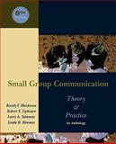 Small Group Communication: Theory and Practice : An Anthology, , 0195330005