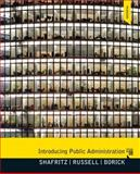 Introducing Public Administration, Shafritz, Jay M. and Russell, E. W., 0205910009