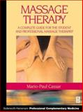 The Handbook of Massage Therapy 9780750640008