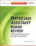 Physician Assistant Board Review, Van Rhee, James, 1437700004