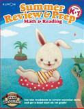 Kumon Summer Review and Prep K-1, Kumon Publishing, 4774300004