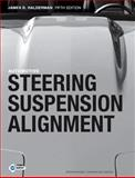 Automotive Steering, Suspension and Alignment, Halderman, James D., 0136100015