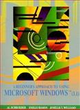 A Beginner's Approach to Using Microsoft Windows 3.1, Schroeder, Al and Ramos, Emilio, 0024080012