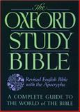 The Oxford Study Bible : Revised English Bible with Apocrypha, , 0195290011