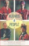 Always a People : Oral Histories of Contemporary Woodland Indians, , 0253220017