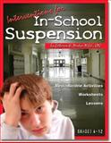 Interventions for in-School Suspension, Pardue, Catherine, 1598500015
