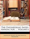 The Engineering Index Annual For, , 1141860015