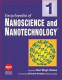 Encyclopedia of Nanoscience and Nanotechnology, Nalwa, H.S., 1588830012