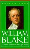 William Blake, Blake, William, 019282001X