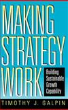 Making Strategy Work 9780787910013
