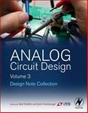 Analog Circuit Design : Design Note Collection, Dobkin, Bob and Hamburger, John, 0128000015