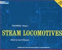 Model Railroader Cyclopedia : Steam Locomotives, Westcott, Linn, 0890240019