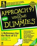 Approach 97 for Windows for Dummies 9780764500015