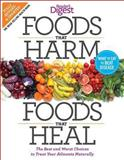 Foods That Harm and Foods That Heal, Reader's Digest Editors, 1621450015
