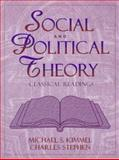 Social and Political Theory 9780023640018
