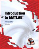 Introduction to MATLAB, Etter, Delores M., 013377001X