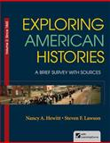Exploring American Histories, Volume 2 9780312410018