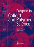 Lipid and Polymer-Lipid Systems, , 3540430016