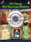 60 Great Art Nouveau Posters, , 048699001X