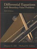 Differential Equations with Boundary-Value Problems, Zill, Dennis G. and Cullen, Michael R., 0534380026
