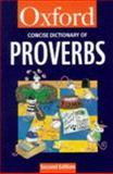 The Concise Oxford Dictionary of Proverbs, , 0192800027