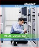 Moac 70-640 : Windows Server 2008 Active Directory Configuration with Virtual Lab, Package, MOAC and Microsoft Official Academic Course, 047047002X