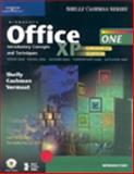 Microsoft Office XP : Introductory Concepts and Techniques, Shelly, Gary B. and Cashman, Thomas J., 0619200022