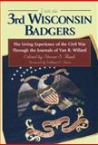 With the 3rd Wisconsin Badgers, Steven S. Raab, 081170002X
