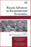 Recent Advances in Environmental Economics, , 1843760029