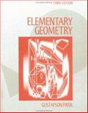 Elementary Geometry, Gustafson, R. David and Frisk, 0471510025