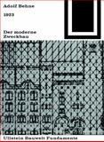 Der Moderne Zweckbau (1929), Behne, Adolf, 3035600023
