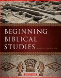 Beginning Biblical Studies, Frigge, Marielle, 1599820021