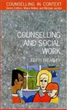 Counseling and Social Work, Brearley, Judith, 0335190022
