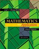 Mathematics with Applications, Finite Version, Lial, Margaret L. and Hungerford, Thomas W., 0201770032