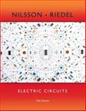 Electric Circuits, Nilsson, James W. and Riedel, Susan, 0133760030