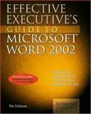 Microsoft Word 2002, Pat Coleman, 1931150036